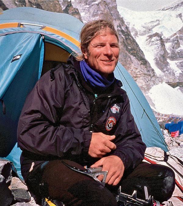 Scott Fischer, 1996