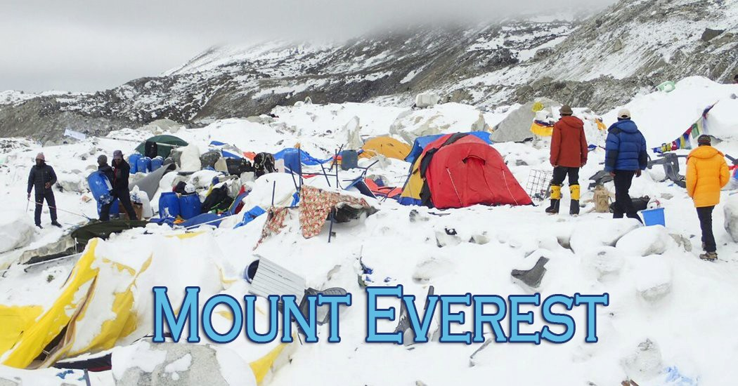 Top 10 Stories of Mt. Everest Bodies. Some Just Took a Nap to Rest but They Never Woke up Again.